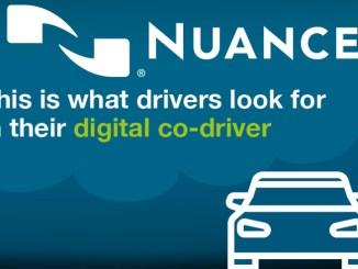 Nuance, l'auto connessa e intelligente migliora la mobilità
