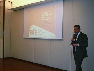 BIE - Biomass Innovation Expo, la prima assoluta nel 2018