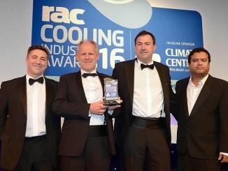 Refrigerazione, Rittal vince l'Oscar per il settore industriale