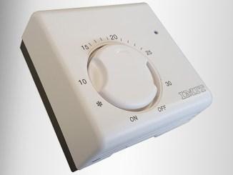 IMIT TA5, il termostato facile da installare in anteprima all'ISH