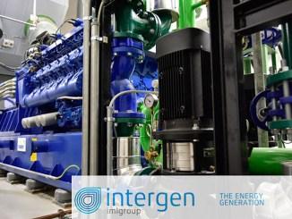 Intergen realizzerà un impianto di trigenerazione per Esseco