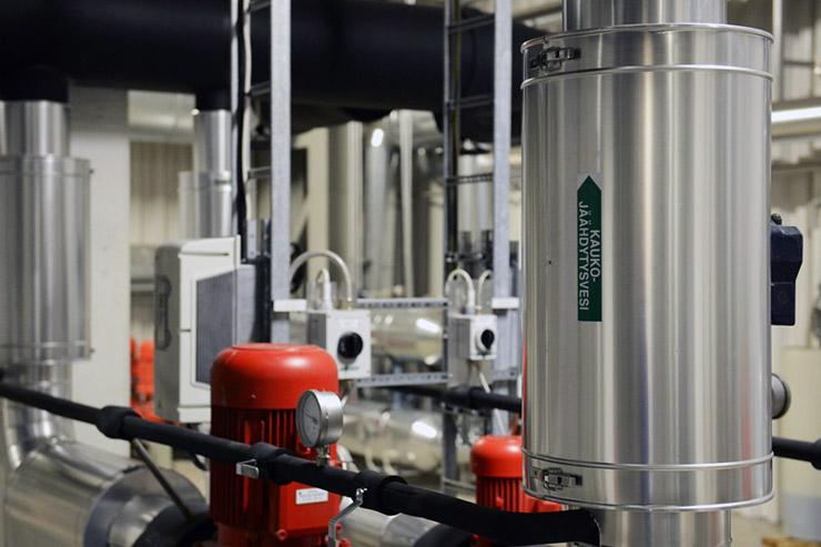 Data center, Climaveneta e il recupero di calore efficiente