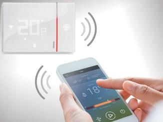 BTicino, videocitofoni e termostati connessi alla Design Week