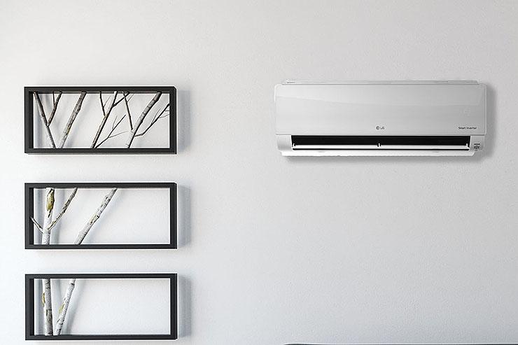 LG rinnova la gamma di climatizzatori residenziali
