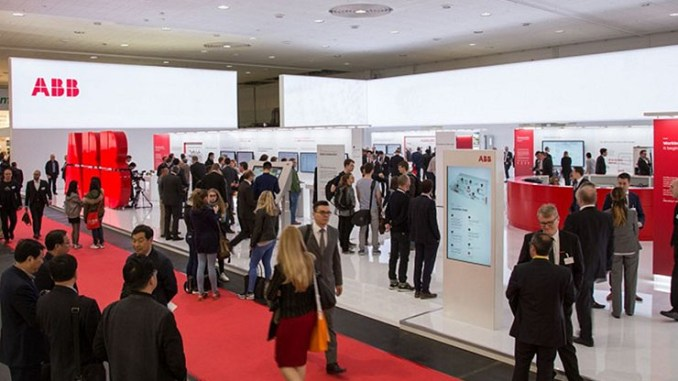 "ABB all'Hannover Messe, ""Integrated Industry – creating value"""
