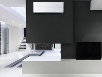 Mitsubishi, i climatizzatori MSZ-LN con refrigerante ecologico R32