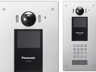 Panasonic VL-VN1900, il videocitofono basato su IP
