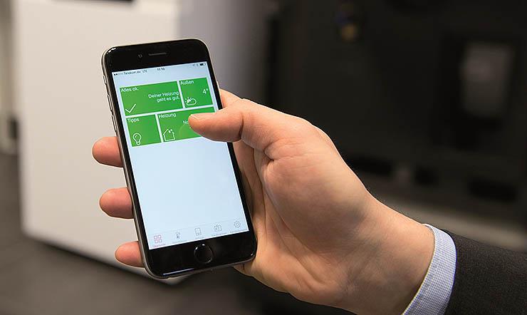Viessmann, le nuove App per un controllo totale