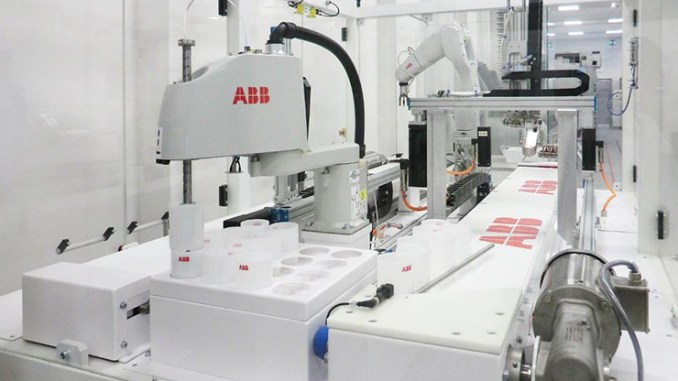 ABB Smart Lab, il futuro dell'industria passa per Dalmine