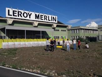 """Leroy Merlin svela il progetto """"Orto Fai da Noi"""""""