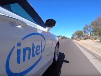 Intel, quando saremo pronti per le auto senza conducente?