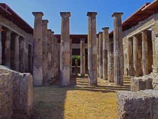 Pompei, climatizzazione Climaveneta per l'Albergo del Rosario