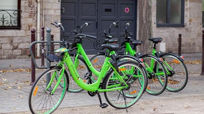Gobee.bike le biciclette verdi arrivano a Torino