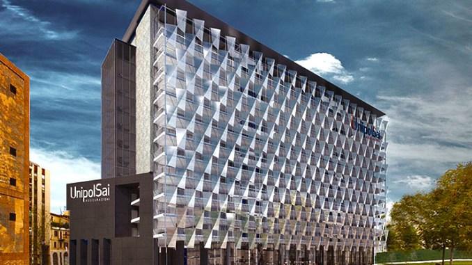 UnipolSai, riqualificazione green per un edificio mangia-smog