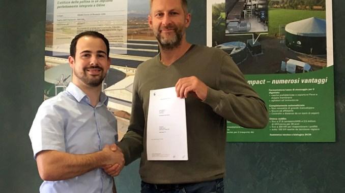 Cogenerazione, 2G Italia si allea con EnviTec Biogas