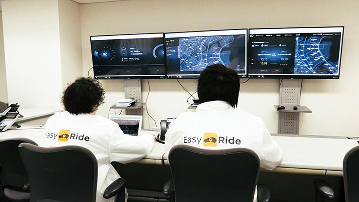 Nissan e DeNA, al debutto la mobilità robotizzata Easy Ride