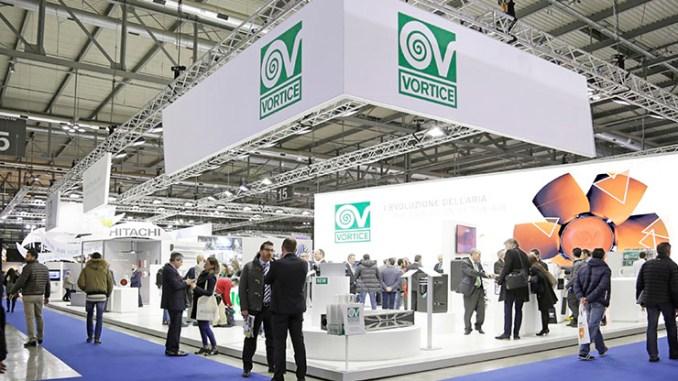 Vortice a MCE 2018, risparmio e riduzione delle emissioni