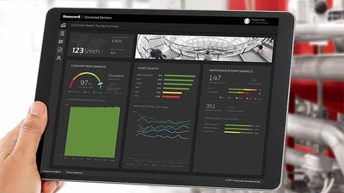 Honeywell Outcome Based Service, il cloud governa i sistemi meccanici