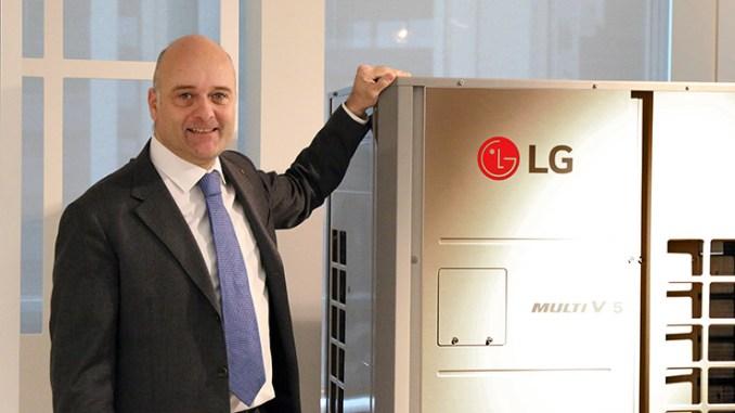 LG Italia, condizionamento ed efficienza a MCE 2018