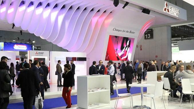 Mitsubishi Electric a MCE, intervista a Giorgio Fontana