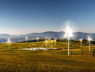 Gli impianti Unilever sono alimentati dal parco eolico di Bisaccia