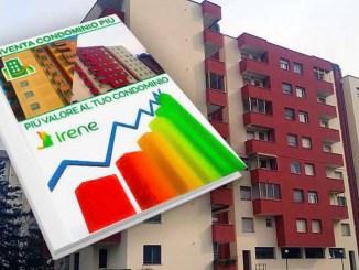 Rete Irene, centomila euro per riqualificare condomini lombardi