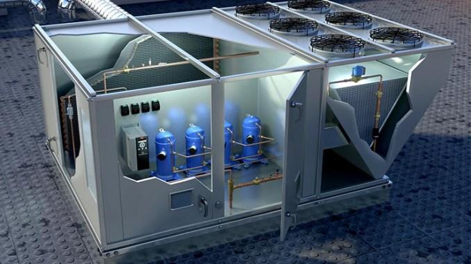 Chiller e unità rooftop, l'evoluzione delle soluzioni Danfoss