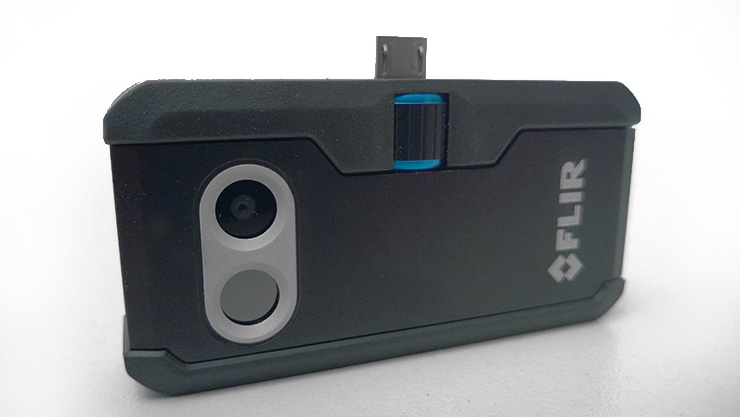TEST: FLIR ONE Pro, la termografia a portata di smartphone