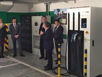 Bratislava, Greenway sceglie la tecnologia Delta Fast EV Charger