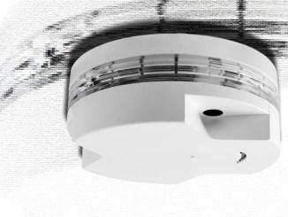 Qundis Q Smoke 5.5 R, rilevatore di fumo e monitoraggio remoto