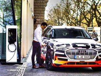 SMA HEMS ottimizza l'esperienza EV dei clienti Audi