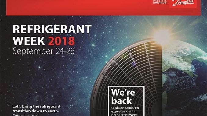 Refrigerant Week, Danfoss affronta le sfide di mercato