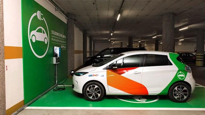 UBI Banca sceglie la mobilità a zero emissioni di Renault ZOE