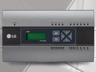 LG ACP 5, configurazione e controllo intuitivi