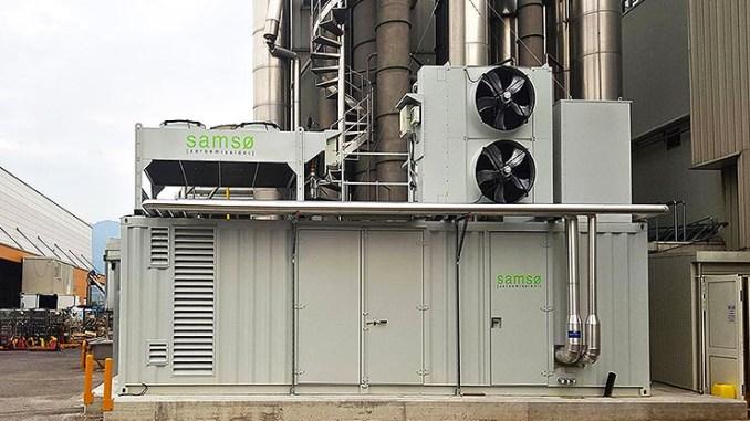 Cogenerazione, Samso avvia l'impianto di Trentingrana Concast