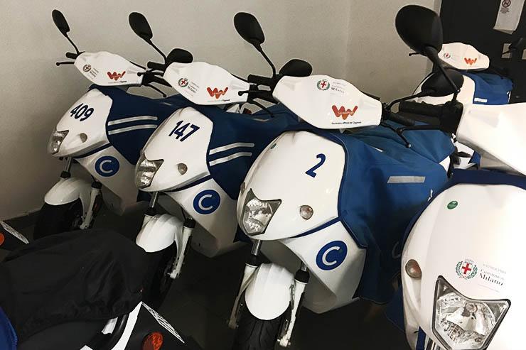 Cityscoot, lo scooter sharing a emissioni zero arriva a Milano