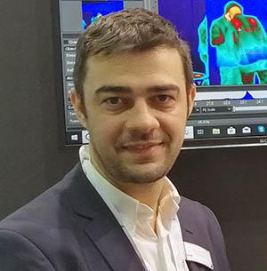 Termografia, intervista a Nicola Genna, Sales Manager FLIR