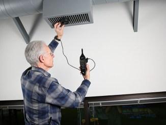 FLIR EM54, il misuratore per impianti di climatizzazione