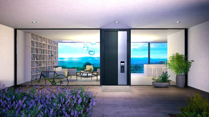 Hörmann ThermoSafe, la porta di ingresso sicura ed efficiente