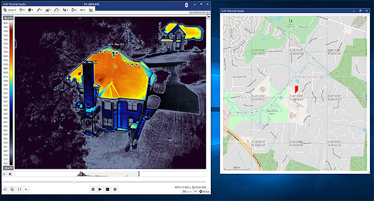Analisi termografiche con FLIR Thermal Studio