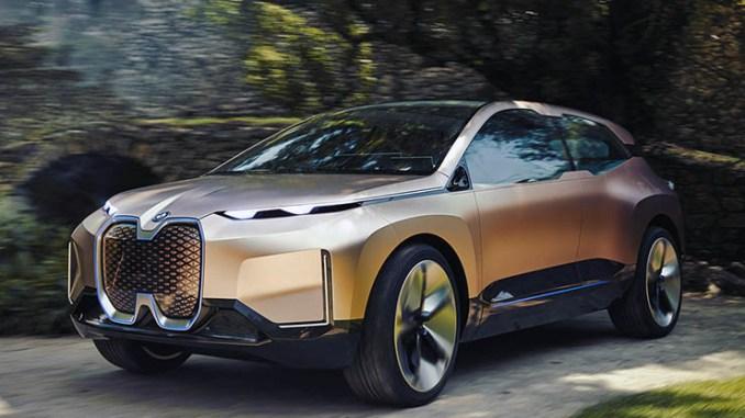 ANSYS e BMW insieme per la guida autonoma iNEXT