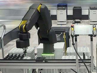 Collaborazione sicura con Bosch Rexroth APAS