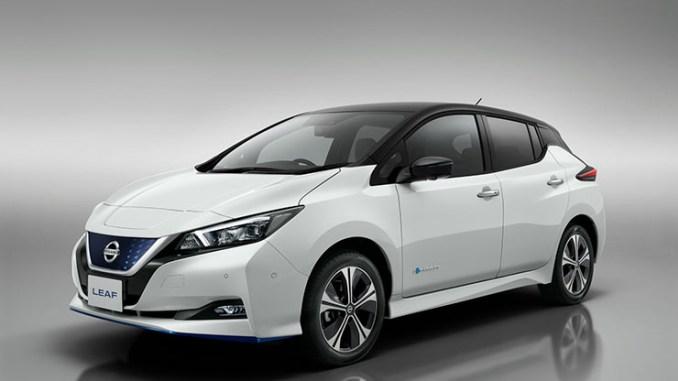 Nissan Leaf conquista le cinque stelle Green NCAP