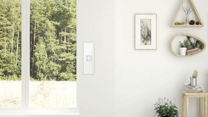 Sistemi di ventilazione a incasso, le novità Helty Flow