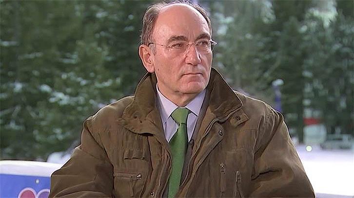 Ignacio Galán, Presidente e CEO di Iberdrola