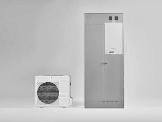Pompe di calore compatte da incasso, Viessmann Vitocal 100-A