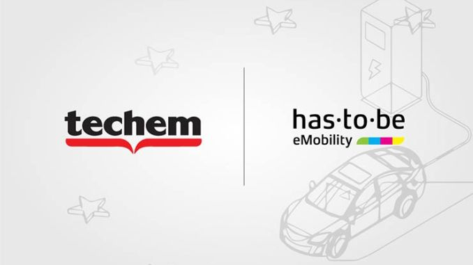 Partnership Techem e Has-to-be
