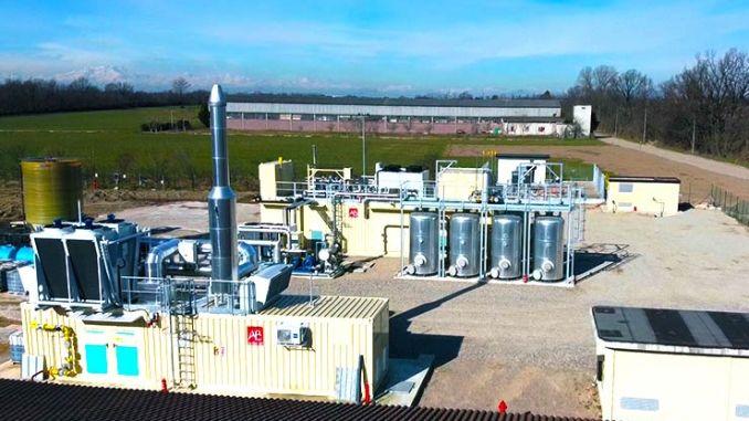Castellana Biogas