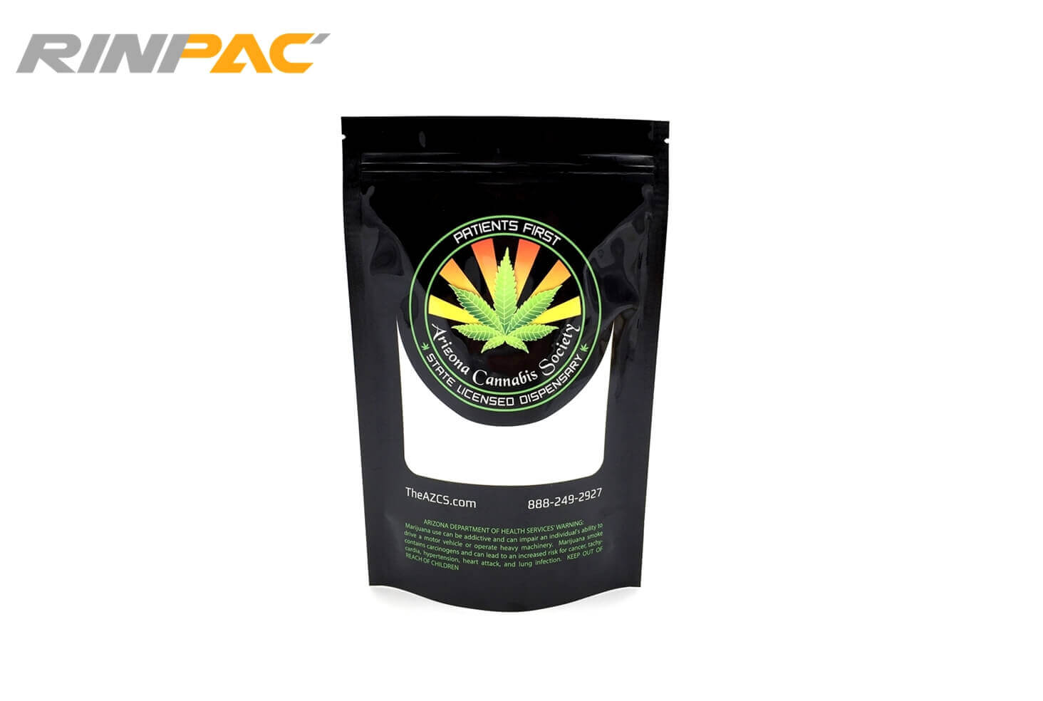 RinPAC Cannabis Packaging 1 - Cannabis Packaging