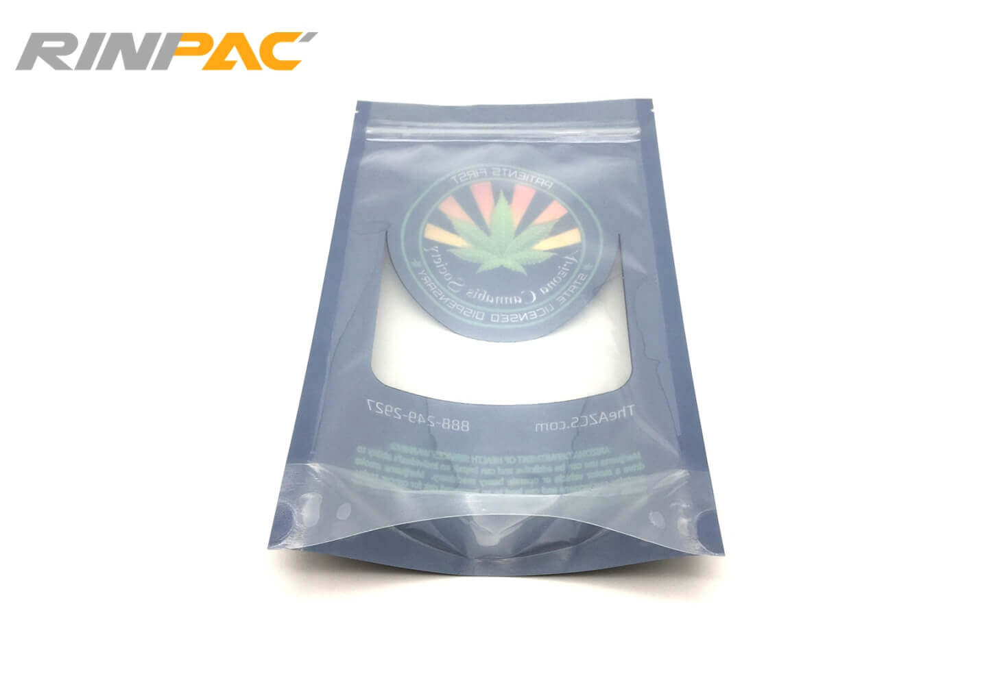 RinPAC Cannabis Packaging 3 - Cannabis Packaging